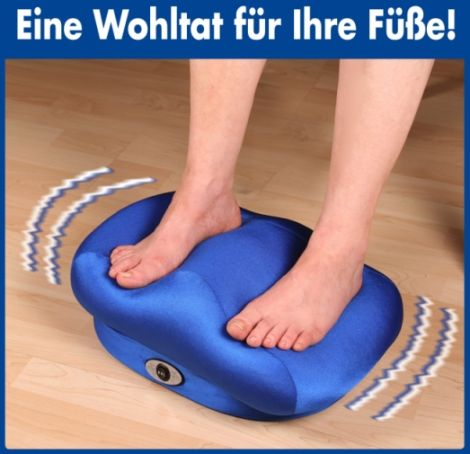 Vibration Im Fuß