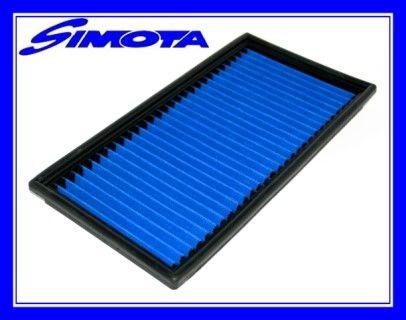 SIMOTA-SPORTLUFTFILTER-AUSTAUSCH-PEUGEOT-106-1-6i-16V-118-PS